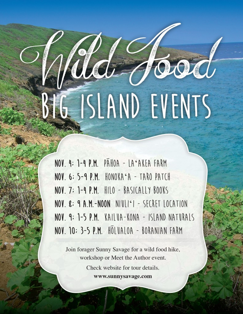 Big Island Tour Events