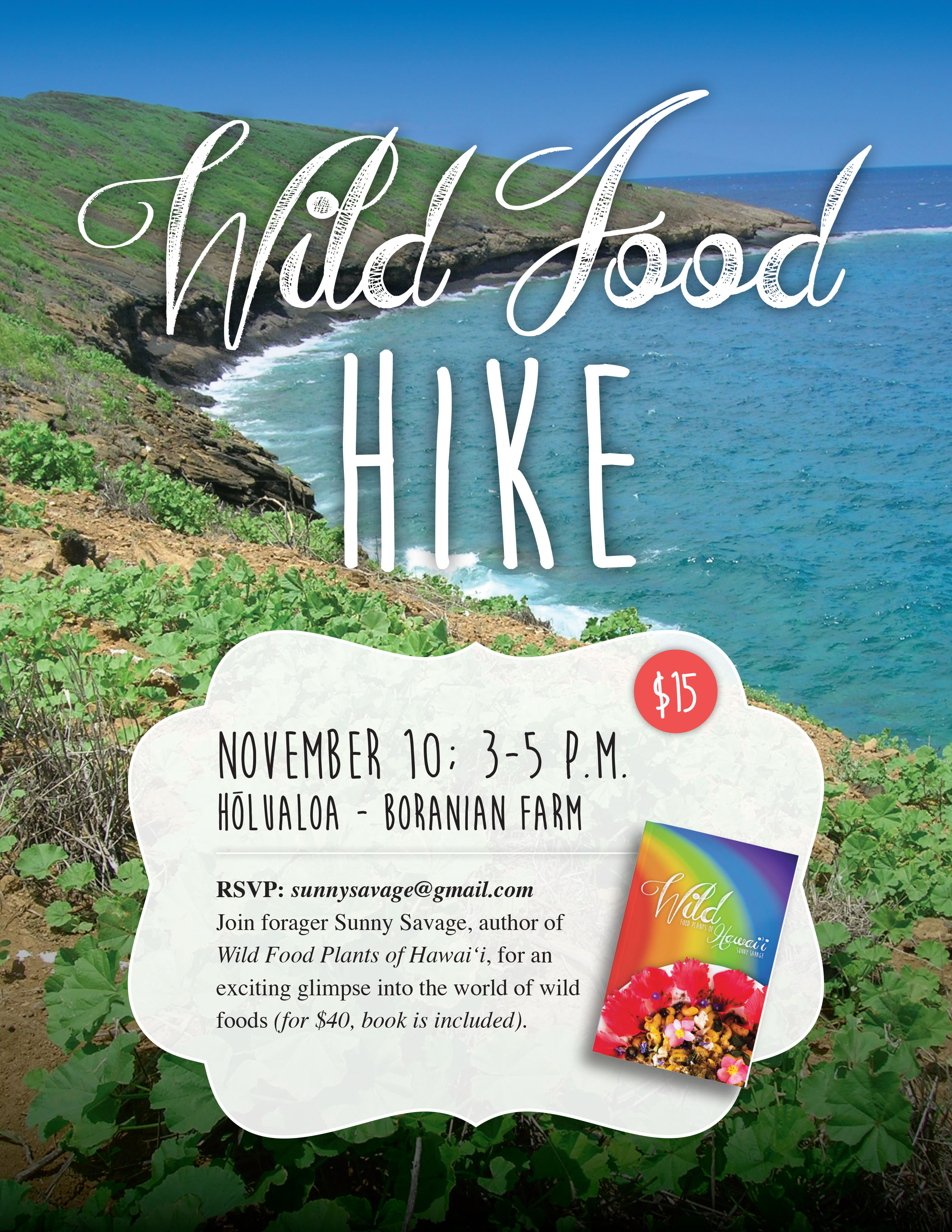 Nov 10 hike - Boranian Farms